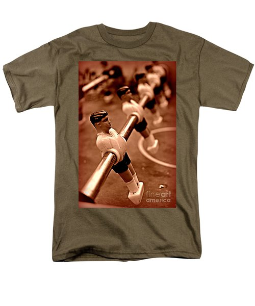Yesterdays Toys Men's T-Shirt  (Regular Fit) by Clare Bevan