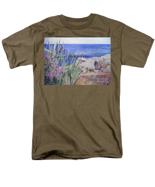 York Maine Men's T-Shirt  (Regular Fit)