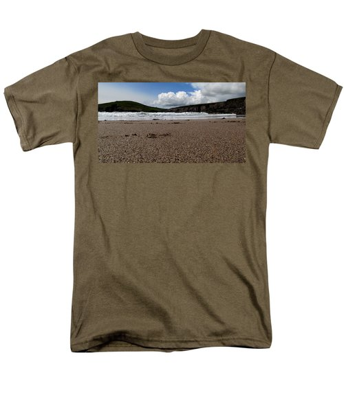 Beenbane Beach Men's T-Shirt  (Regular Fit) by Barbara Walsh