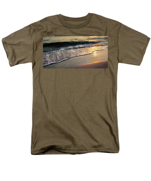 Gentle Tide Men's T-Shirt  (Regular Fit) by Angela Rath