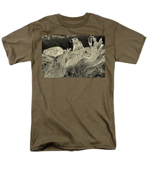 Weathered Men's T-Shirt  (Regular Fit) by Colleen Coccia