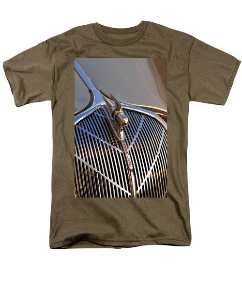 Men's T-Shirt  (Regular Fit) featuring the photograph 1936 Hudson Terraplane by Gordon Dean II