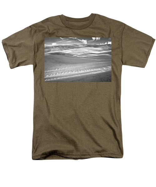 Land Meets Sky Men's T-Shirt  (Regular Fit) by Colleen Coccia