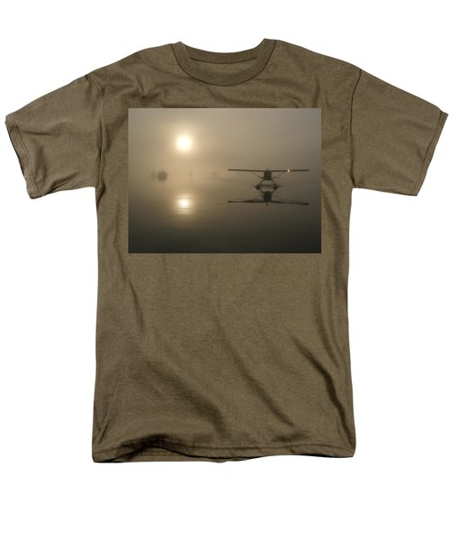 A Bad Day For Flying  Men's T-Shirt  (Regular Fit) by Mark Alan Perry