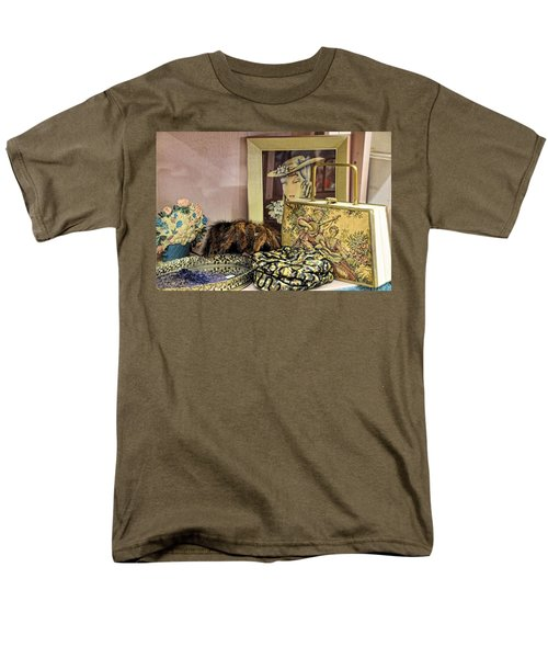 A Little Romance II Men's T-Shirt  (Regular Fit) by Jan Amiss Photography