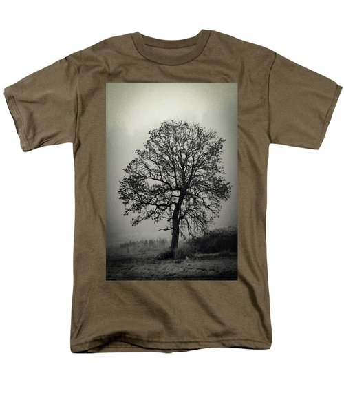 Men's T-Shirt  (Regular Fit) featuring the photograph Age Old Tree by Steve McKinzie