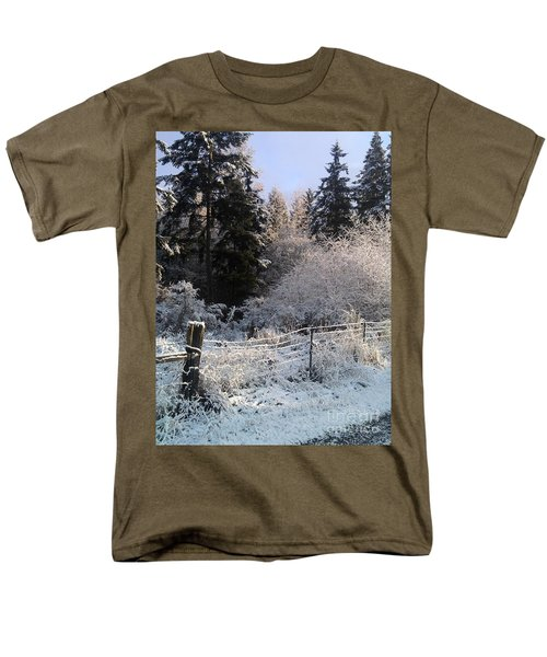 Along The Way Men's T-Shirt  (Regular Fit) by Rory Sagner