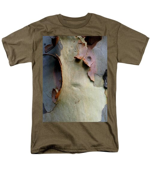 And God Made Trees Men's T-Shirt  (Regular Fit) by Robert Margetts