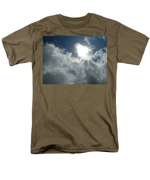 Angelic Men's T-Shirt  (Regular Fit) by James Barnes