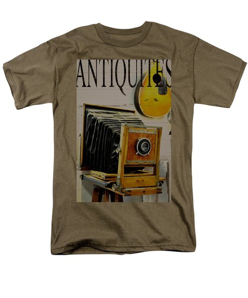 Antiquites Men's T-Shirt  (Regular Fit) by Jan Amiss Photography