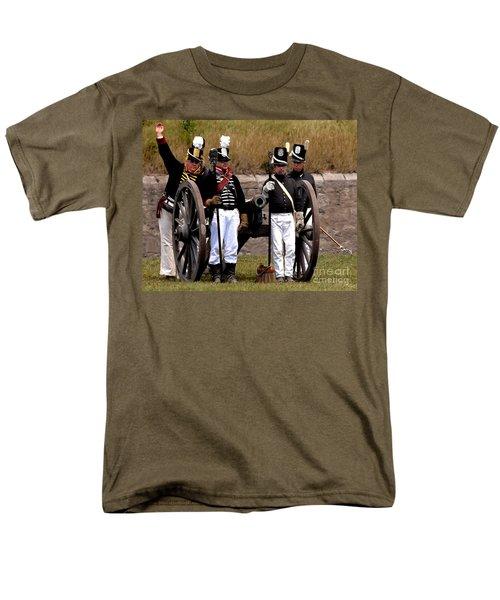Artillery Men's T-Shirt  (Regular Fit)