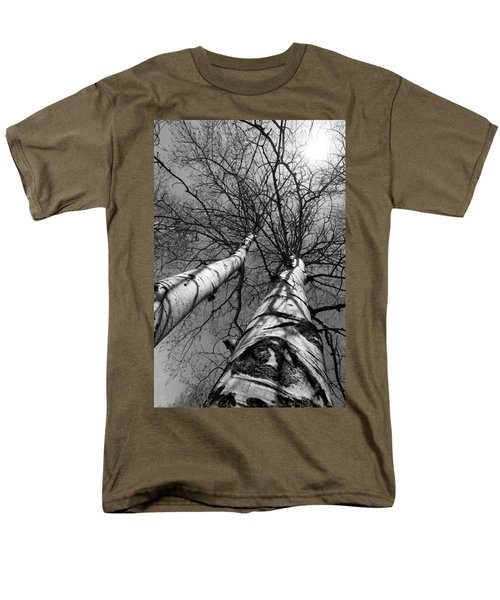 Men's T-Shirt  (Regular Fit) featuring the photograph Aspen Glow by Colleen Coccia