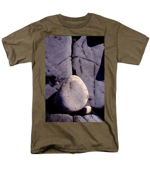 Balancing Act Men's T-Shirt  (Regular Fit) by Brent L Ander