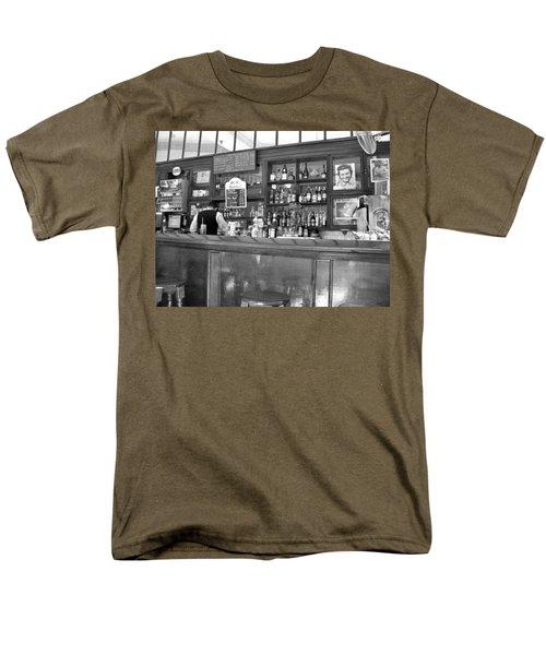 Men's T-Shirt  (Regular Fit) featuring the photograph Bar In Old Havana by Lynn Bolt