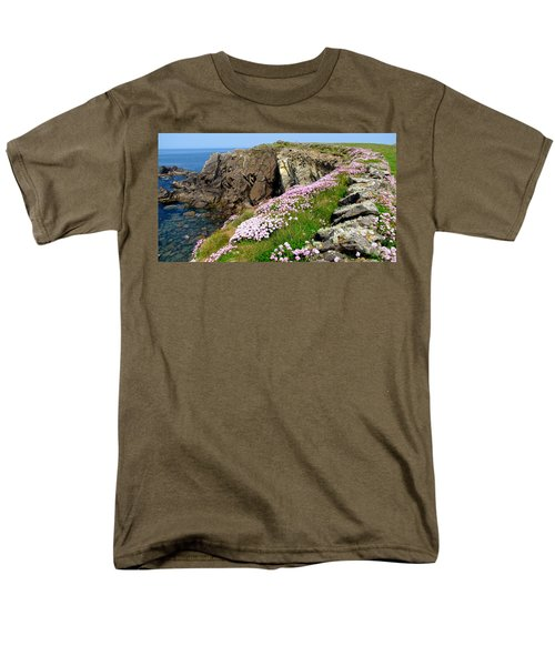 Beauty In Kerry Men's T-Shirt  (Regular Fit) by Barbara Walsh