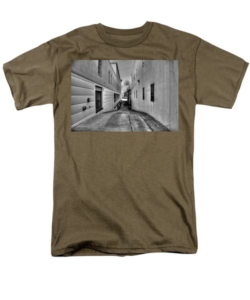 Behind The Scene Men's T-Shirt  (Regular Fit) by Dan Stone