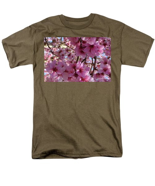 Men's T-Shirt  (Regular Fit) featuring the photograph Blossoms by Lydia Holly