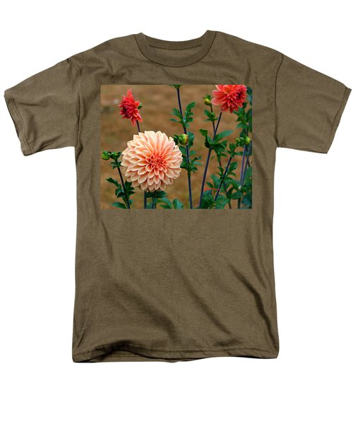 Men's T-Shirt  (Regular Fit) featuring the photograph Bodaciously Orange by Jeanette C Landstrom