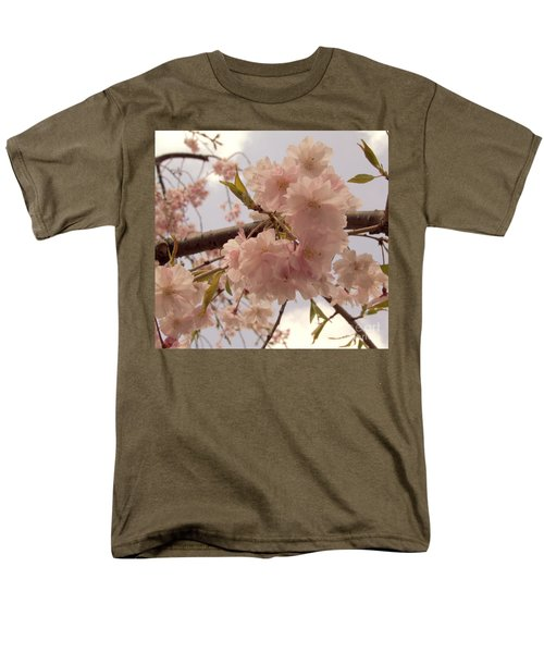 Cherry Blossom 2 Men's T-Shirt  (Regular Fit) by Andrea Anderegg