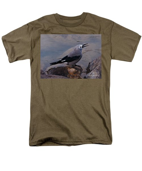 Men's T-Shirt  (Regular Fit) featuring the photograph Clark's Nutcracker by Cheryl Baxter
