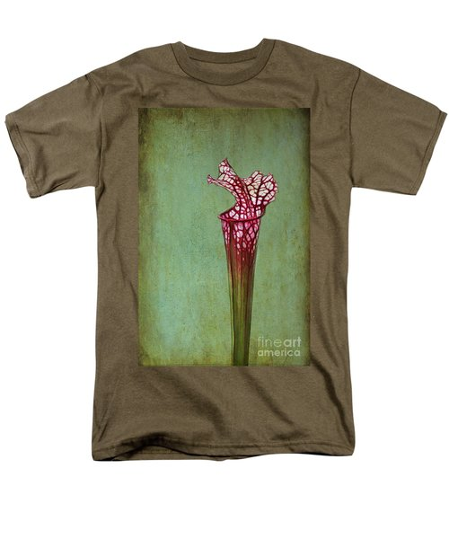 Cobra Lily Men's T-Shirt  (Regular Fit) by Judi Bagwell