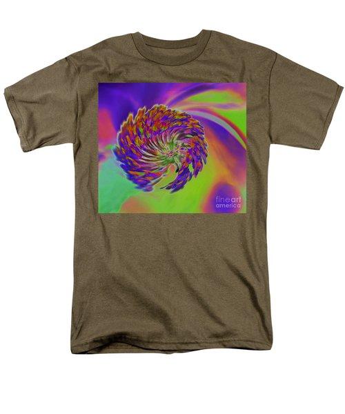 Color Splash Men's T-Shirt  (Regular Fit) by Cindy Manero