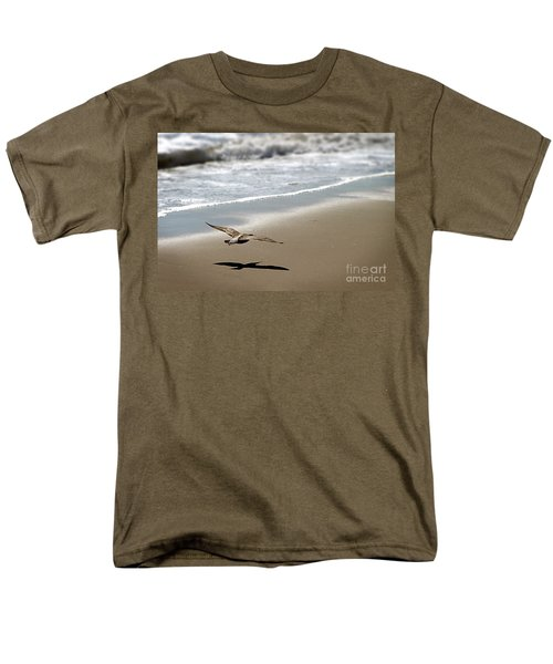 Coming In For Landing Men's T-Shirt  (Regular Fit) by Henrik Lehnerer