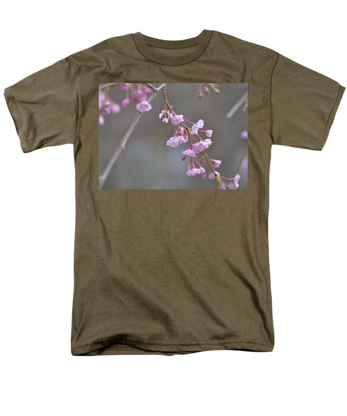 Men's T-Shirt  (Regular Fit) featuring the photograph Crepe Myrtle by Lisa Phillips