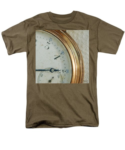 Men's T-Shirt  (Regular Fit) featuring the photograph Details Of Time 2 by Kay Lovingood