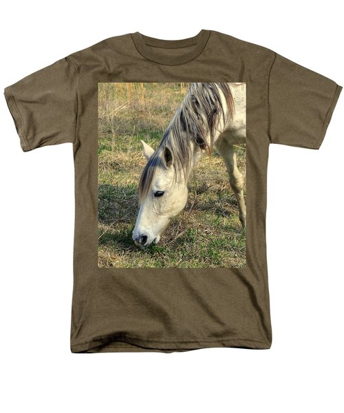 Men's T-Shirt  (Regular Fit) featuring the photograph Dinner Time by Marty Koch