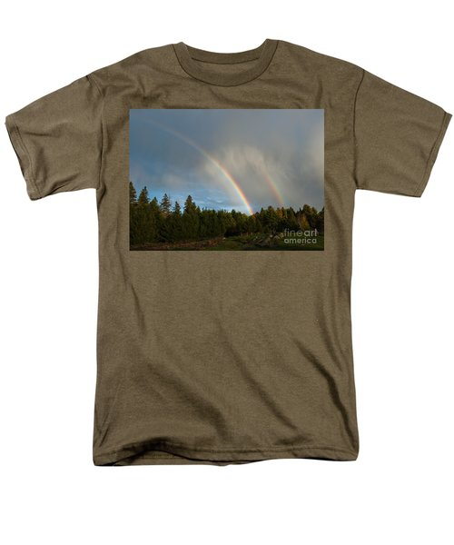 Men's T-Shirt  (Regular Fit) featuring the photograph Double Blessing by Cheryl Baxter