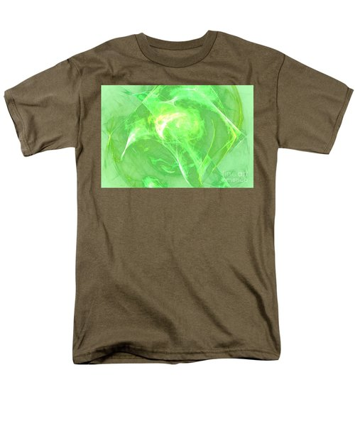 Men's T-Shirt  (Regular Fit) featuring the digital art Ethereal by Kim Sy Ok