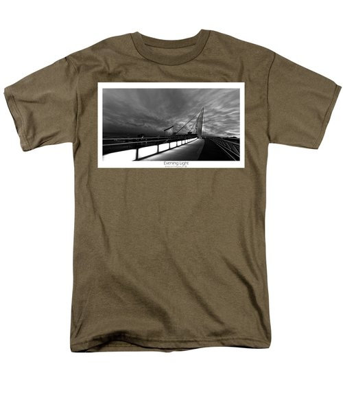 Men's T-Shirt  (Regular Fit) featuring the photograph Evening Light by Beverly Cash