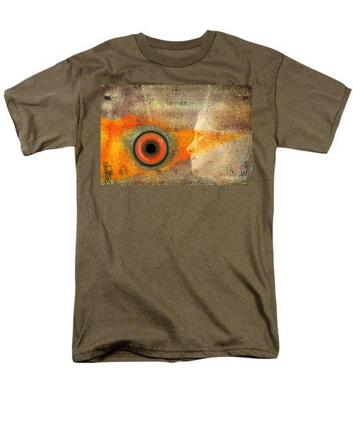 Fire Look Men's T-Shirt  (Regular Fit) by Rosa Cobos