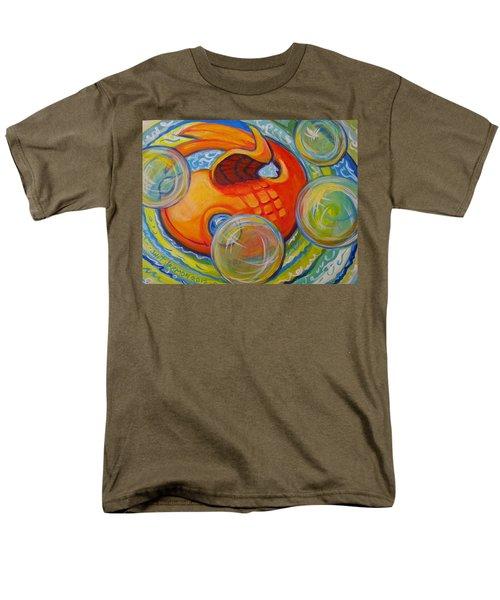 Fish Fun Men's T-Shirt  (Regular Fit) by Jeanette Jarmon