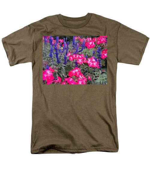 Men's T-Shirt  (Regular Fit) featuring the photograph Glee by Rory Sagner