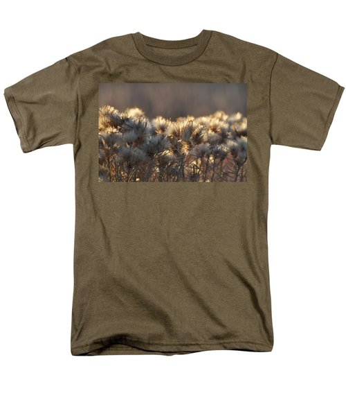 Men's T-Shirt  (Regular Fit) featuring the photograph Gone To Seed by Fran Riley