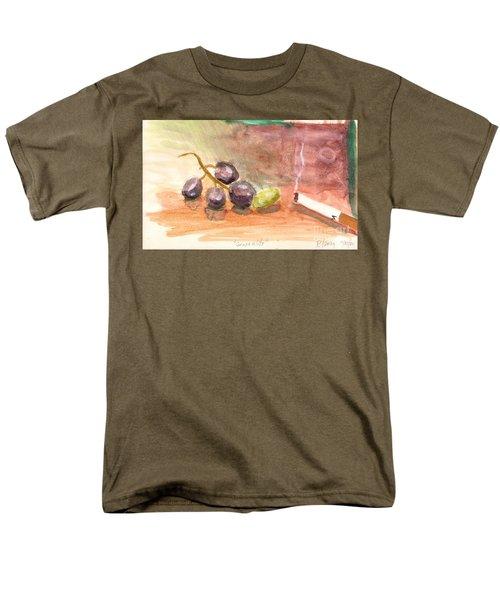 Grapeality Men's T-Shirt  (Regular Fit)