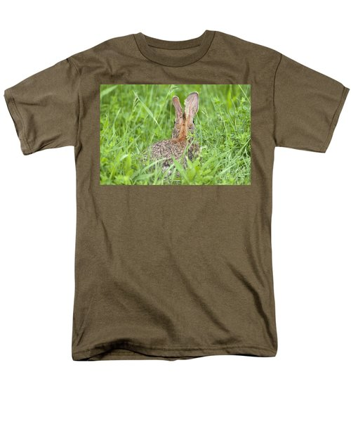 Men's T-Shirt  (Regular Fit) featuring the photograph I Still See You by Jeannette Hunt