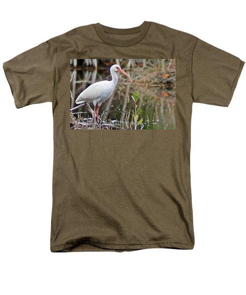 Ibis 1 Men's T-Shirt  (Regular Fit) by Joe Faherty