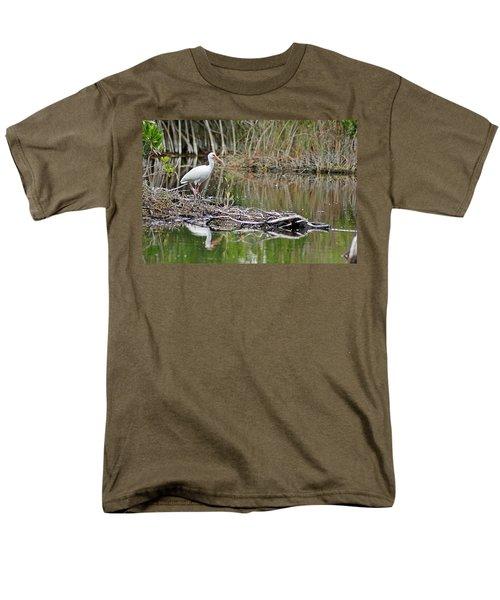 Ibis 2 Men's T-Shirt  (Regular Fit) by Joe Faherty