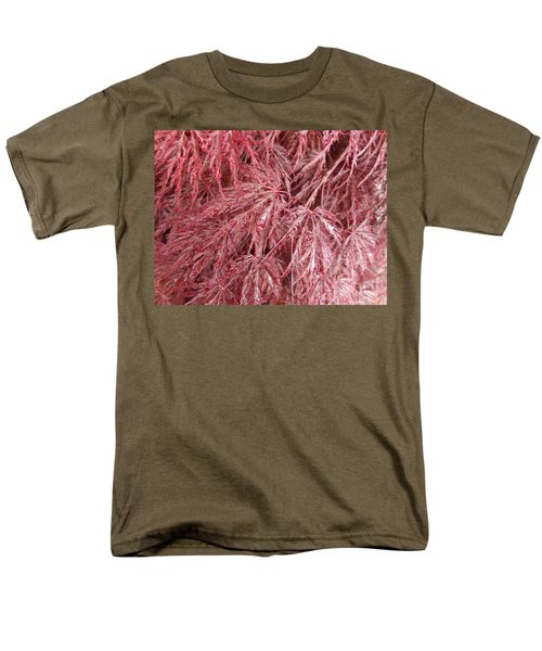 Men's T-Shirt  (Regular Fit) featuring the photograph Japanese Maple by Laurel Best