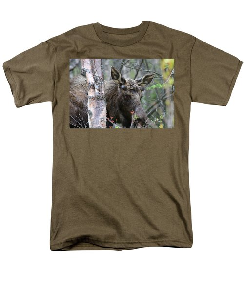 Men's T-Shirt  (Regular Fit) featuring the photograph Just A Start by Doug Lloyd