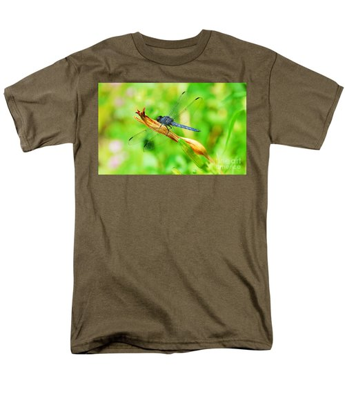 Lace Wings Men's T-Shirt  (Regular Fit) by Cindy Manero