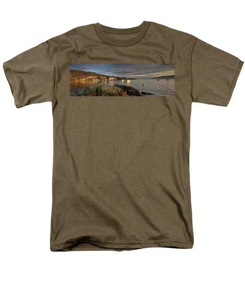 Men's T-Shirt  (Regular Fit) featuring the photograph Lake Windermere Ambleside, Cumbria by John Short