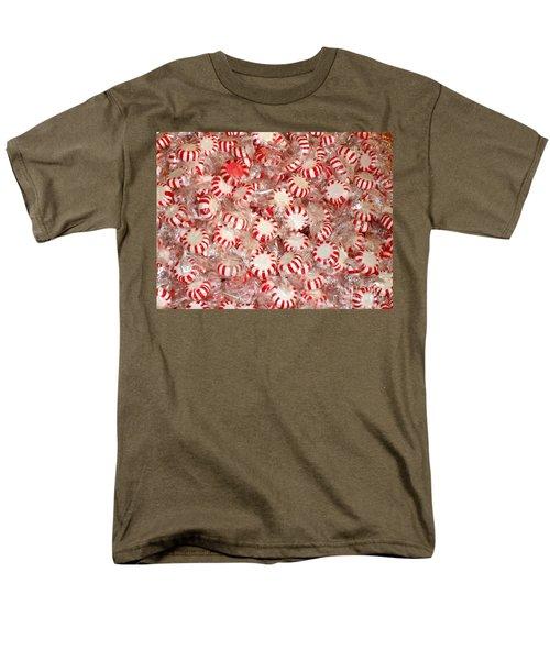 Fun  Mints Men's T-Shirt  (Regular Fit) by Beth Saffer