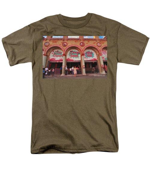 Lola Starr Dreamland Men's T-Shirt  (Regular Fit) by Mark Gilman