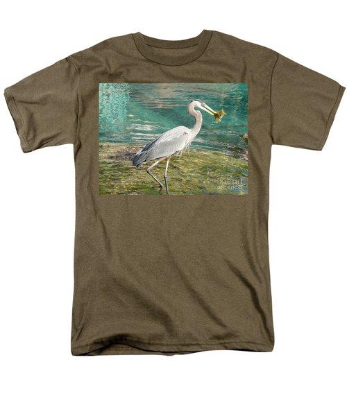 Lunchtime Men's T-Shirt  (Regular Fit) by Laurel Best