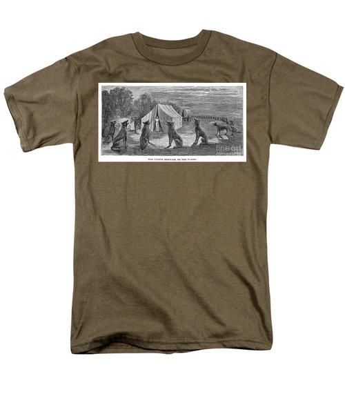Mango Hummingbird Men's T-Shirt  (Regular Fit) by Granger