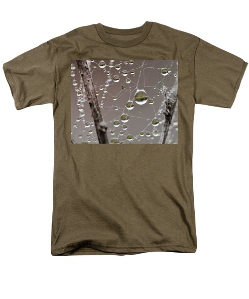 Many Worlds In One Small Space Men's T-Shirt  (Regular Fit) by Susan Capuano